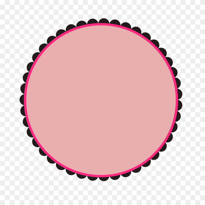 Oval Border Clipart - Oval Border Clip Art