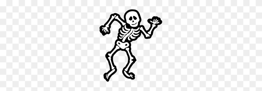 Over Skeleton Cliparts Skeleton - Marionette Clipart
