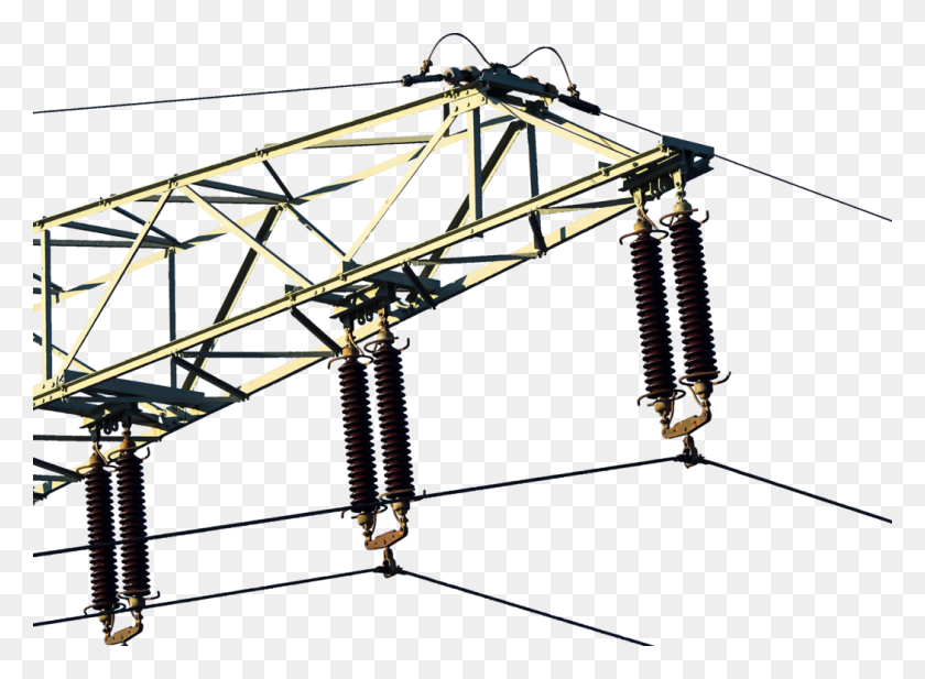Overhead Power Line Electrical Cable Computer Network Electricity - Power Lines Clipart