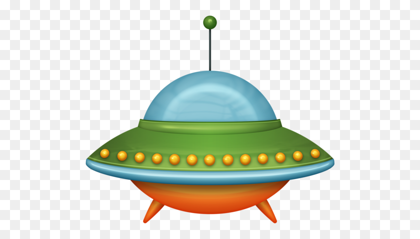 Overthemoon Vs Space, Ufo, Outer Space - Ufo Clipart
