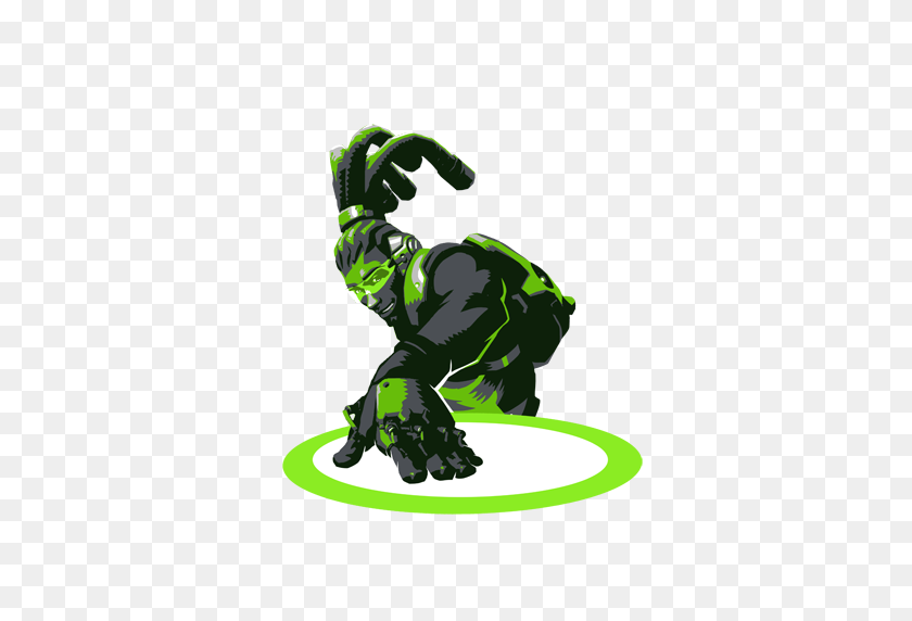 512x512 Overwatch On Twitter Time For A Speed - Lucio PNG