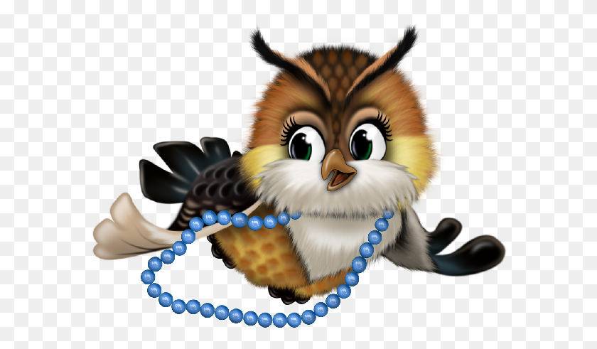 588x431 Owl Clipart Saying Morning Greeting Tag Lustig Png - Monday Morning Clipart