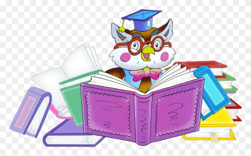 Owl Teacher Png, Teacher Owl Clip Art - Teachers Helper Clipart