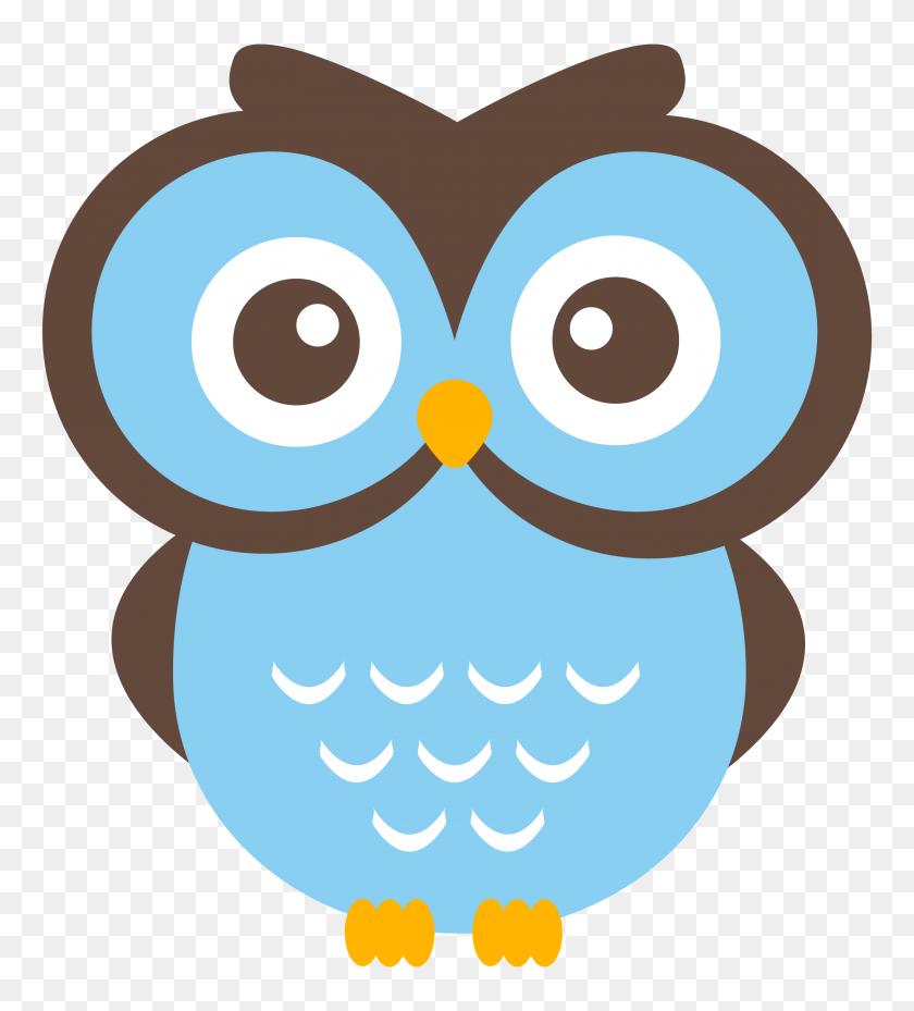Owls On Owl Clip Art Owl And Cartoon Owls Image - Owl Teacher Clipart