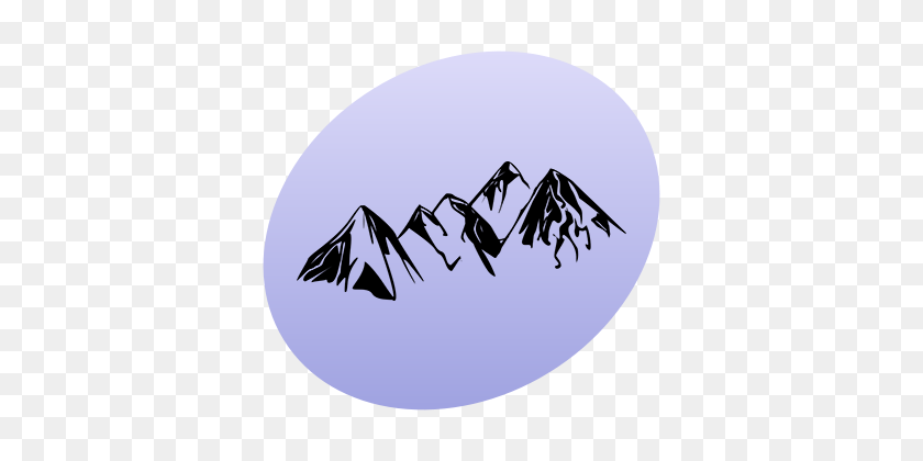 P Mountain Clipart - Mountain Clip Art Images