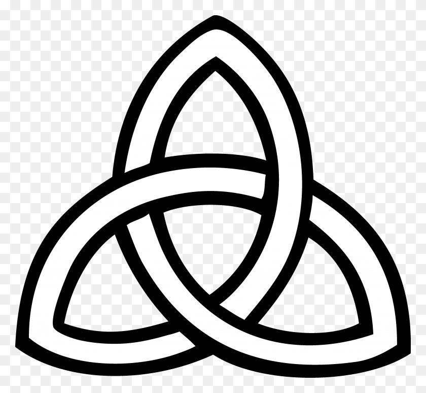 Pagan Clipart Trinity Sunday - Palm Sunday Clipart Black And White