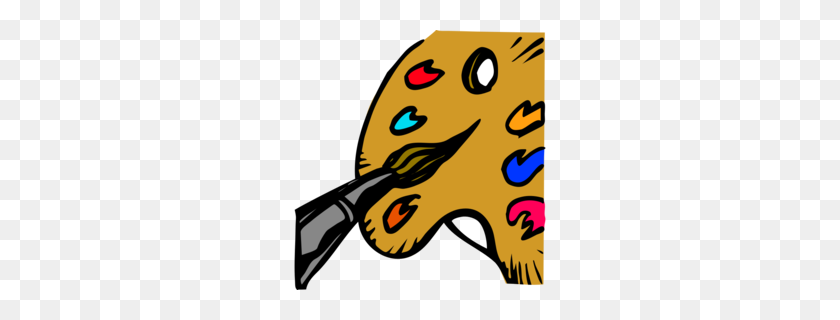 Paint Brush Clip Art Clipart - Paint Brush Stroke PNG