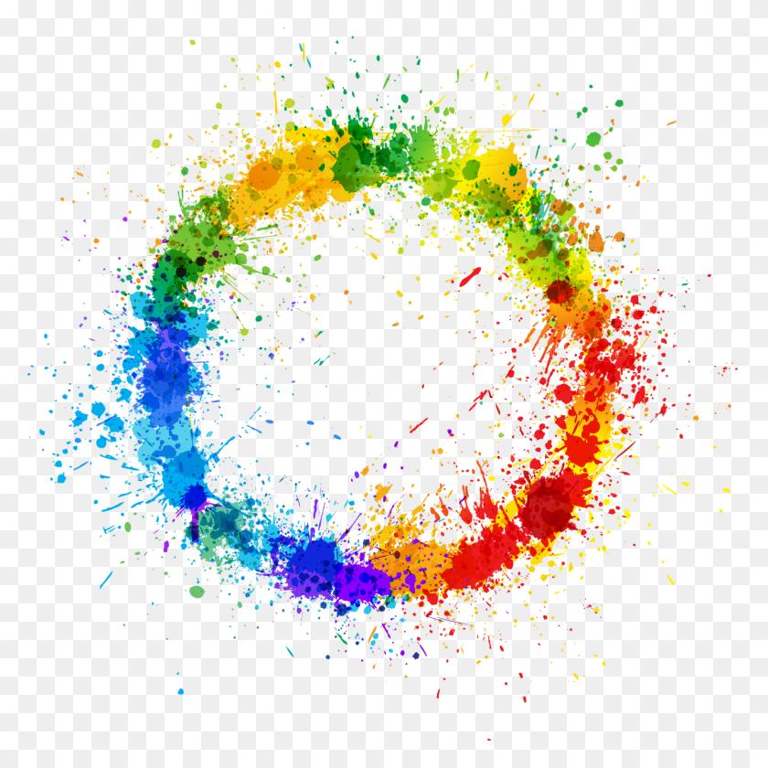 Splash Colours Hd Image - Paint Splash PNG – Stunning free