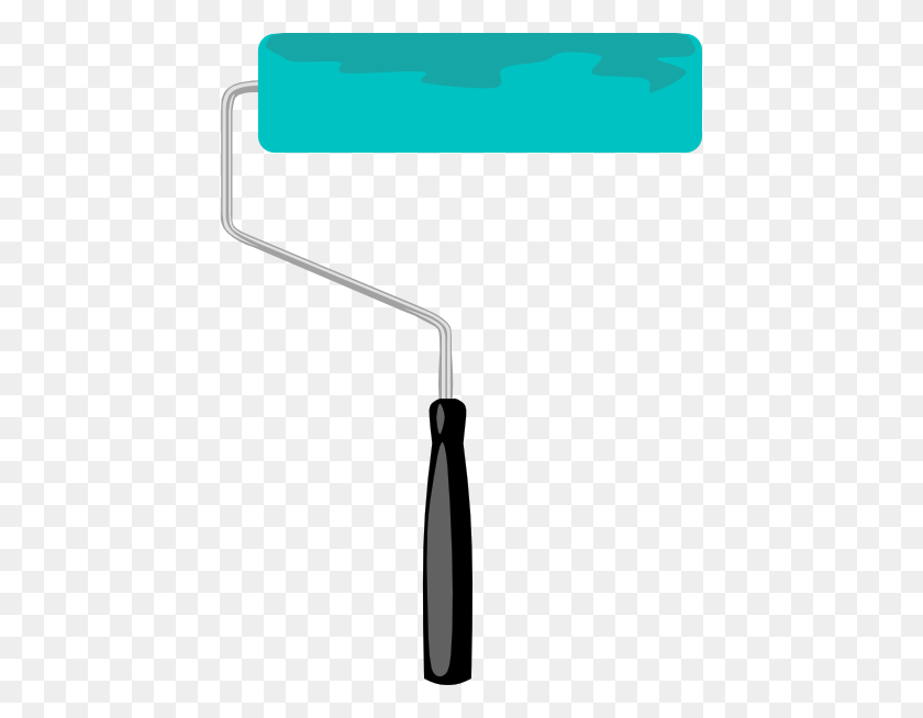 Paint Roller Clip Art - Paint Roller Clipart