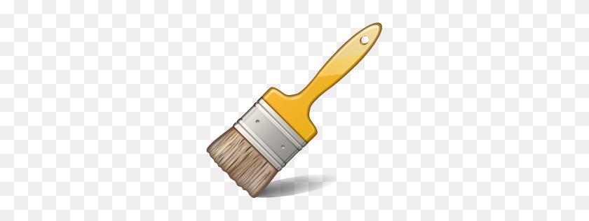 Paintbrush Artist Paint Brush Clip Art Free Clipart Images Image - Paintbrush Clipart Black And White