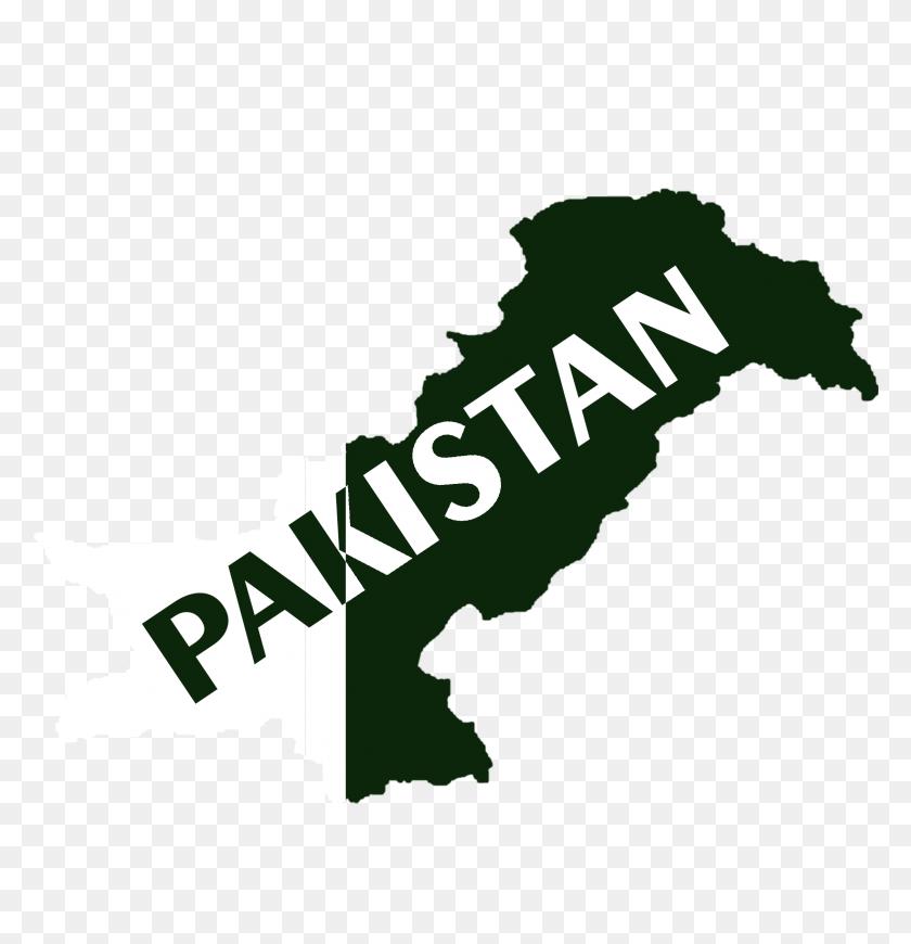 Pakistan Flag Map Pakistan Map Pakistan Flag Pakistan - Pakistan Flag PNG
