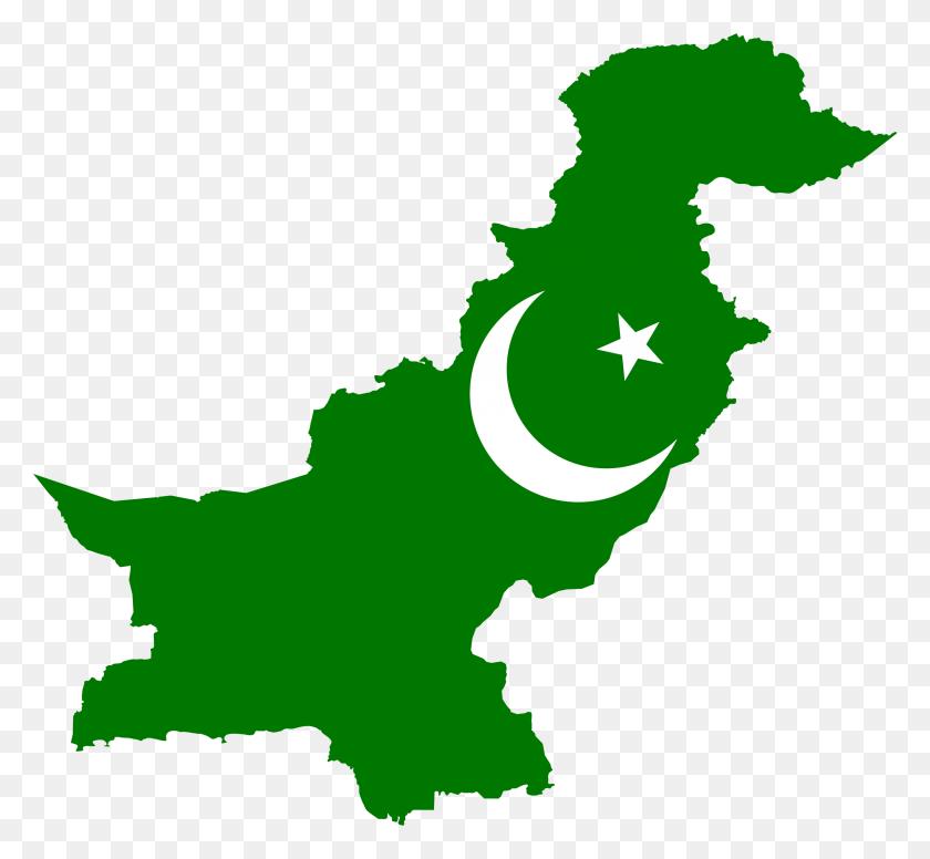 Pakistan Flag Map Png - Pakistan Flag PNG