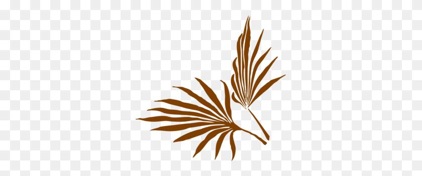 Palm Leaf Clip Art - Palm Leaves PNG