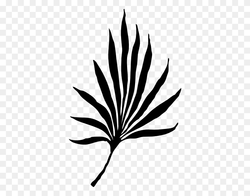 Palm Sunday Branch Clip Art - Palm Sunday Clipart