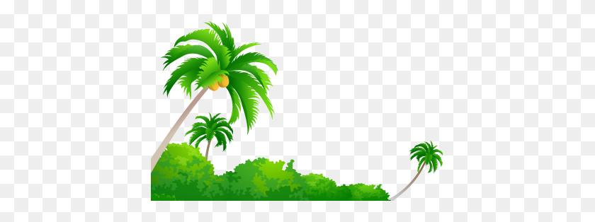 Palm Tree Clipart Kerala Coconut Tree - Coconut Tree Clipart