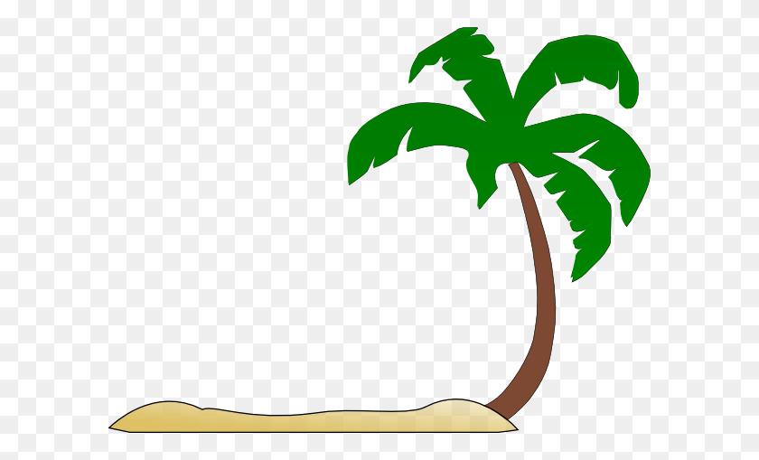 Palm Tree Sunset Clipart - Palm Tree Sunset Clipart