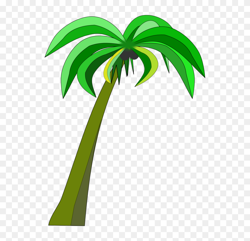 Palm Trees Coconut Can Stock Photo Drawing - Planting Trees Clipart