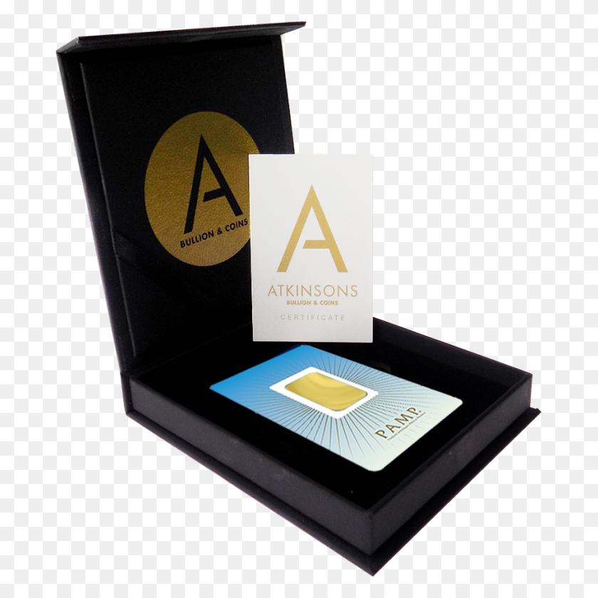 Pamp 'faith' Ka Mecca Gold Bar Gift Box Certificate - Gold Bar PNG