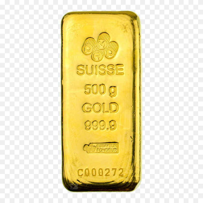 Pamp Gold Bar - Gold Bar PNG
