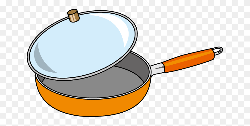 Frying Pan Clipart - Pan Clipart, HD Png Download , Transparent Png Image -  PNGitem