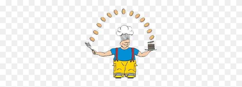 Pancake Breakfast Logo Clip Art Backgrounds - Pancake Breakfast Clipart