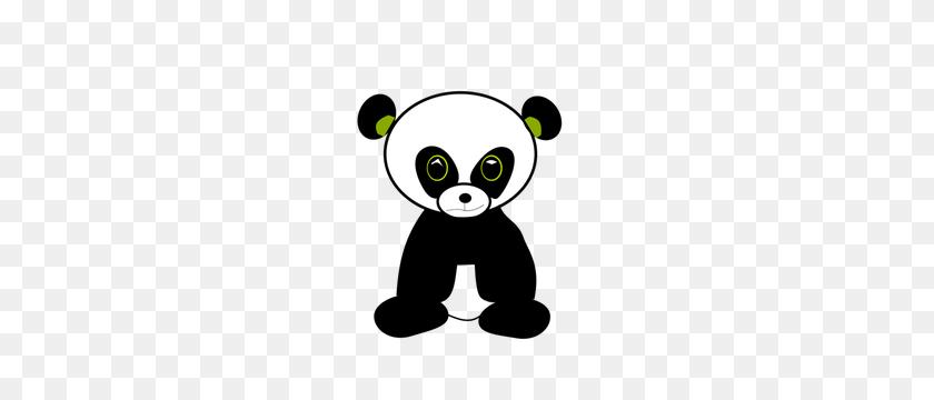 Panda Bear Clip Art Images - Panda Bear Clipart