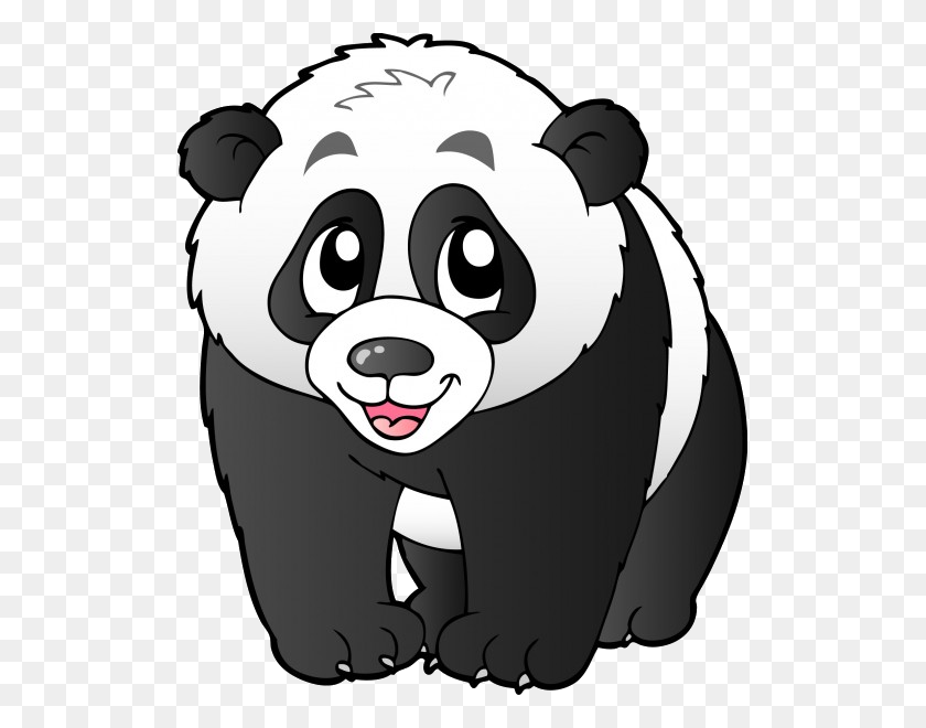 Panda Bears Cartoon Animal Images Free To Download All Bears Clip - Oso Clipart