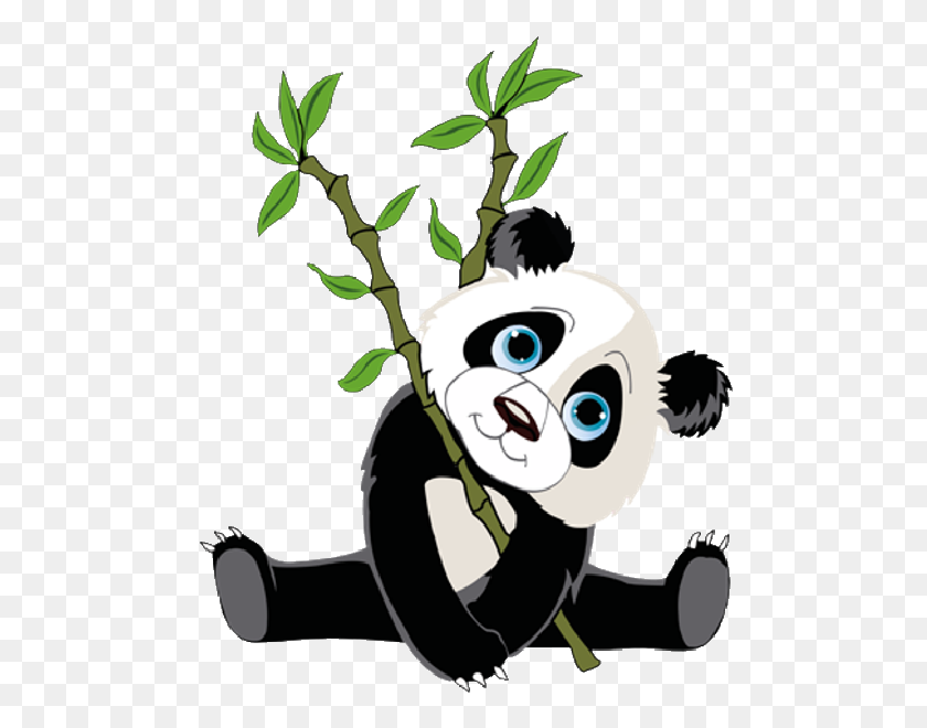 Panda Bears Cartoon Animal Images Free To Download All Bears Clip - Poetry Clipart