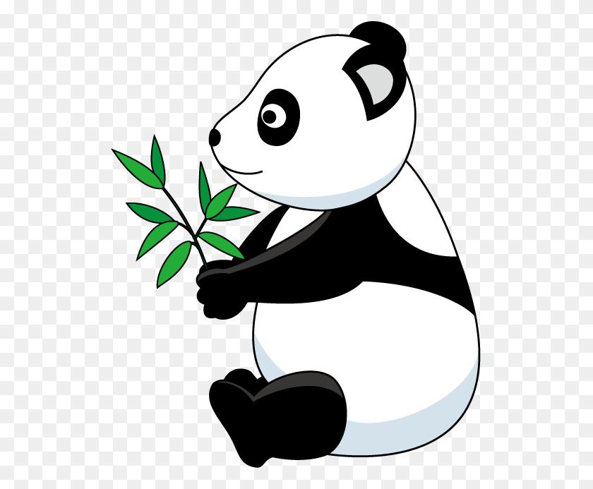 Panda Clip Art Black And White - Deer Clipart Silhouette