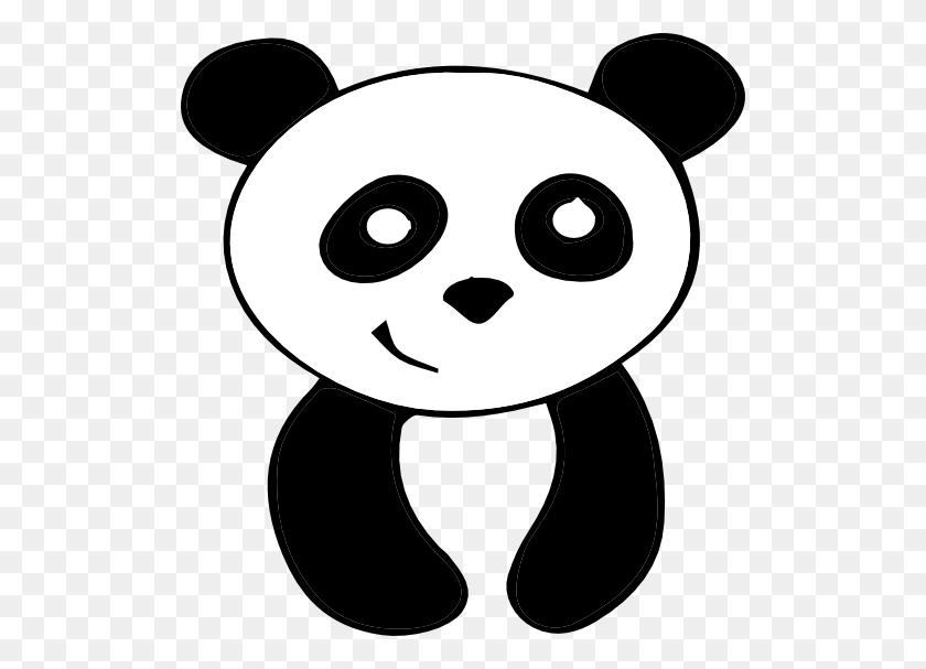 Panda Clipart - Pandas PNG