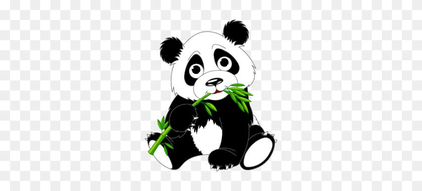 Pandas Desenho Png Png Image - Pandas PNG