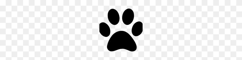 Panther Paw Print Clip Art Free Panther Paw Print Free Download - Panther Clipart Free