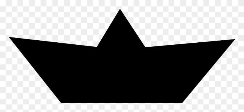 Paper Boat Shape Png Icon Free Download - Paper Boat PNG