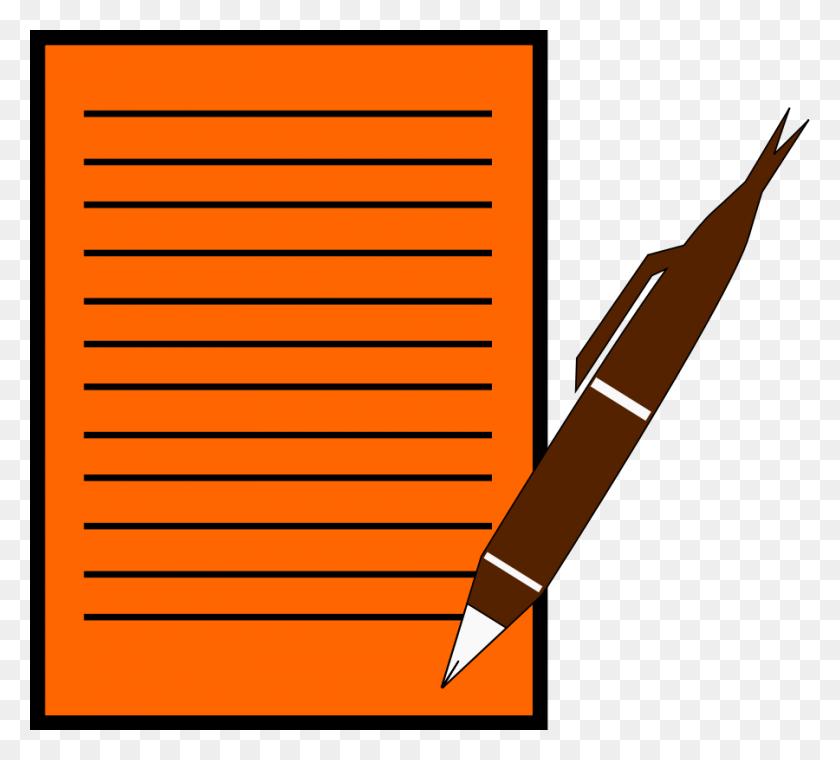 Paper Clip Clip Art Free Clipart Images Clipartix - Writing Clipart