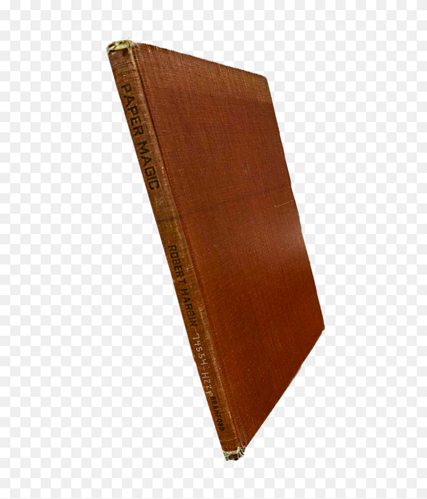 Paper Magic - Old Book PNG