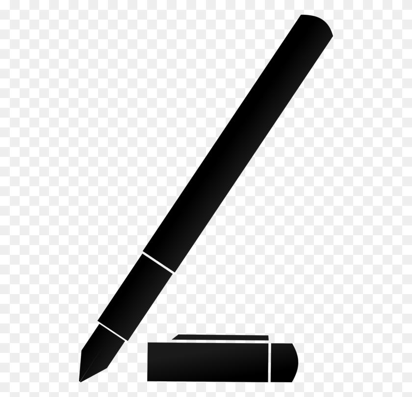 Paper Pens Fountain Pen Quill Pencil - Pencil Writing Clipart