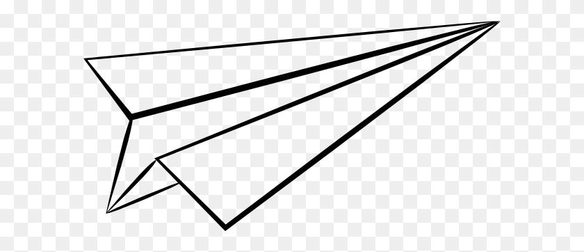 Paper Plane Clip Art - Paper Plane Clipart
