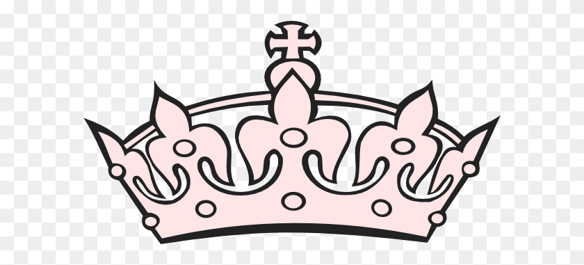 Papier Mooi Mooi Crown Clip - Crown Silhouette Clip Art