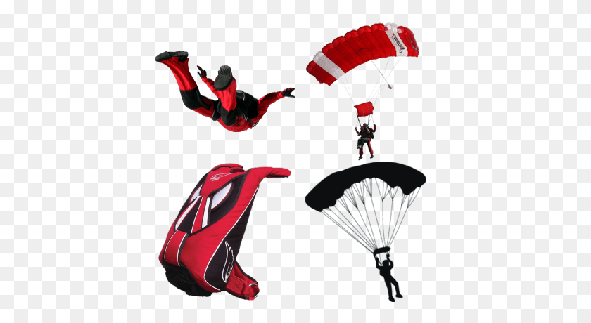 Parachutes Transparent Png Images - Parachute PNG