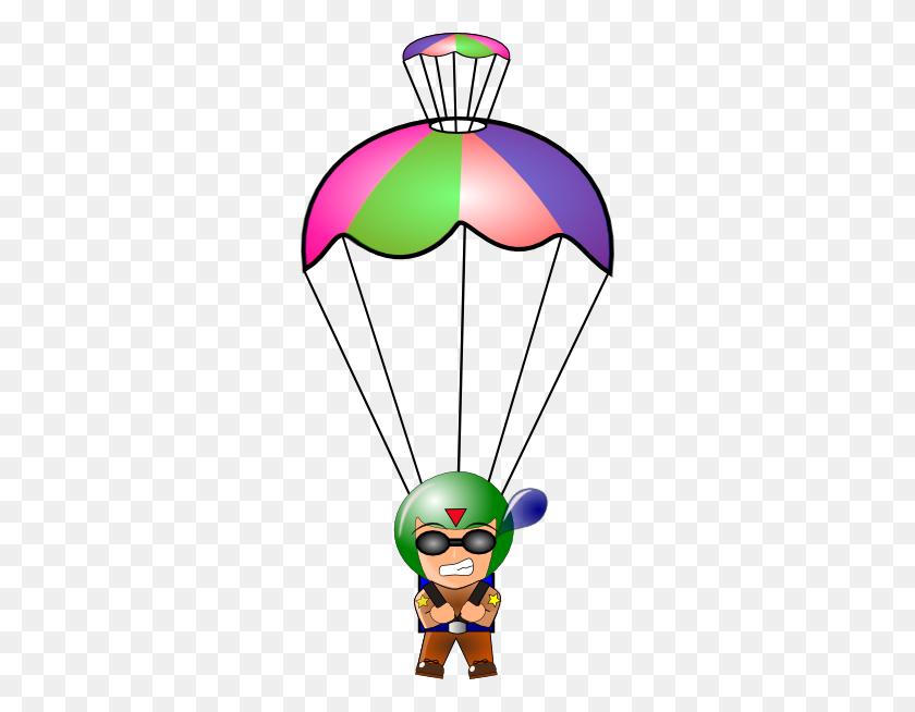 Parachuting Parachute Can Stock Photo Clip Art - Can Stock Photo Clipart