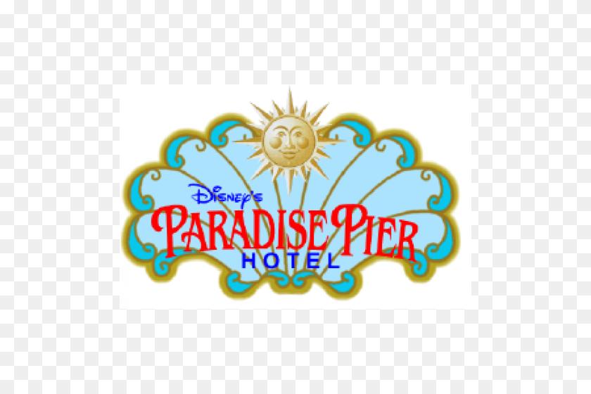 Paradise Pier - Paradise Clipart
