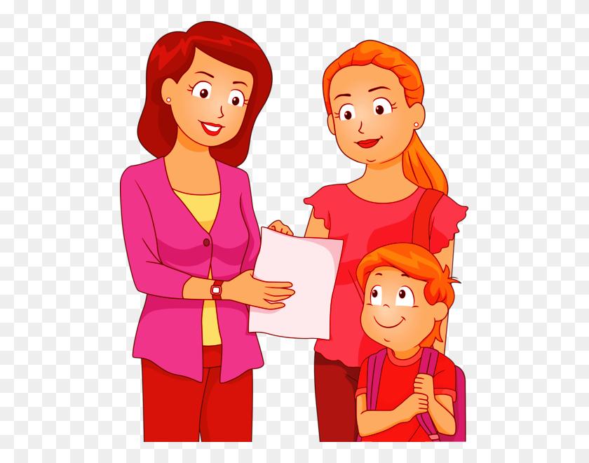 Parent Teacher Conferences - Parent Conference Clipart