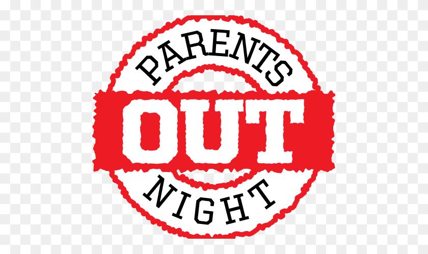 Parents' Night Out A K E - Parents Night Out Clip Art