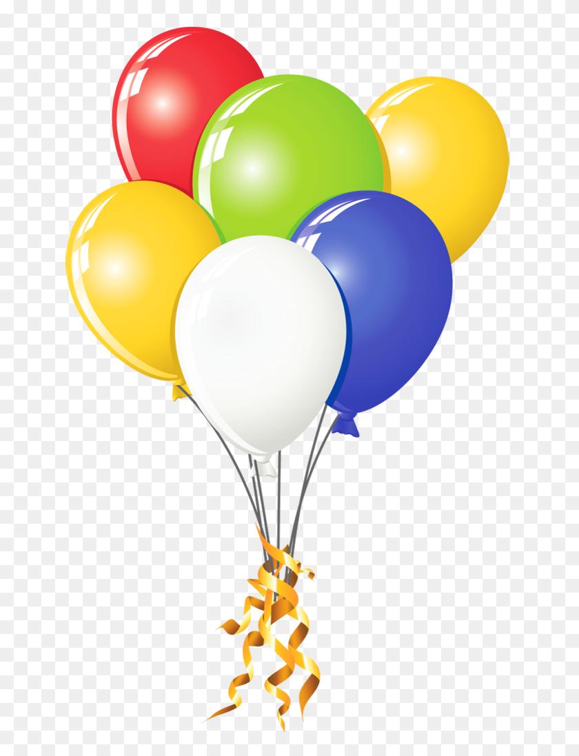 Party Balloons Clip Art - Snoopy Happy Birthday Clip Art
