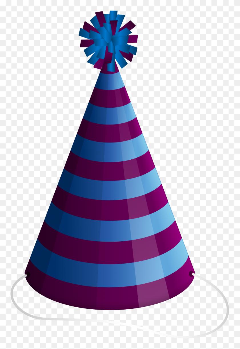 5369x8000 Party Hat Png Clip Art - Part Clipart