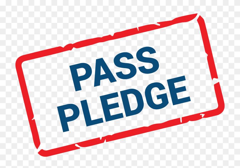 Pass Pledge For Foundation Courses Ilx Group Usa - Pledge Clipart