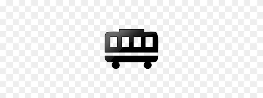 Passenger Train Png Black And White Transparent Passenger Train - Train Clipart Outline