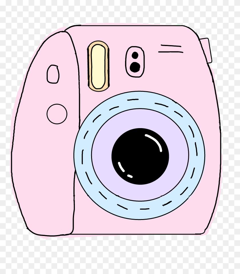 Instax Mini Meet Your New Best Friend - Polaroid Camera PNG