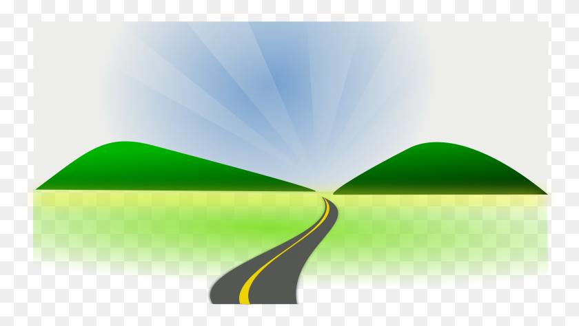Path Clipart Zigzag Road - Zigzag Clipart