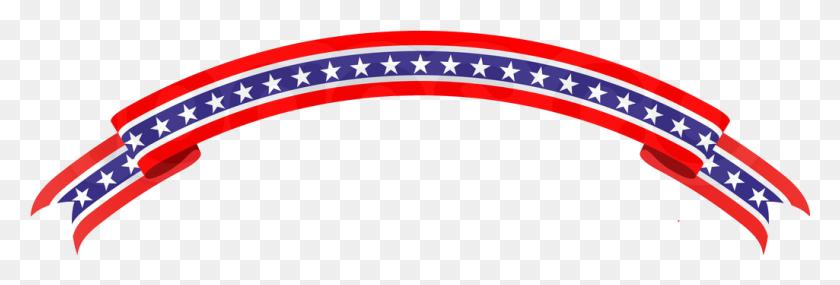 Patriotic Banner - Patriotic Banner Clipart